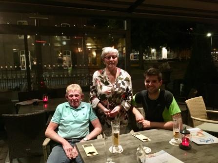 Blij weerzien met Jan en Nel na 10 jaar!