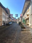 Zwitserse dorpjes.