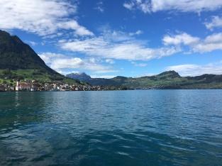 Lake Luzern.