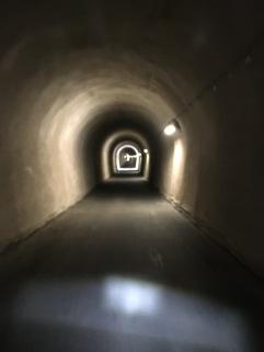 Tunnelcomplexen voor de fietsers!