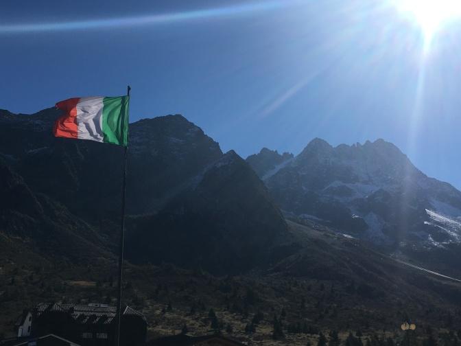 Grens Trentino - Lombardije.