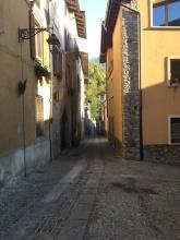 Italiaanse dorpjes.