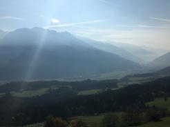 Salzach vallei.
