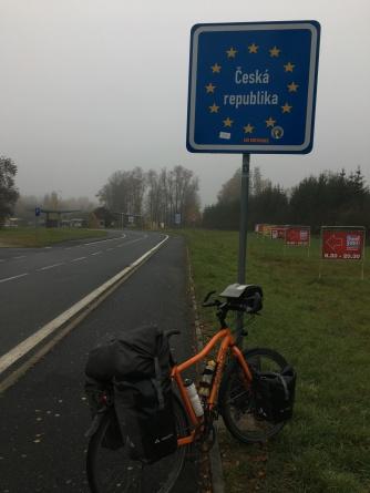 Eerste keer in Tsjechië.