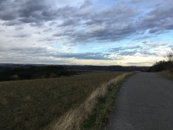 Typisch Tsjechisch landschap.