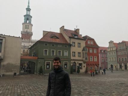 Poznan.