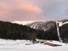 Skiën bij Ötscher.