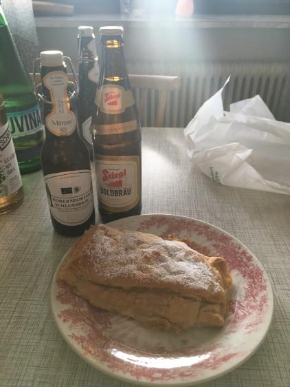 Oostenrijkse gastvrijheid.