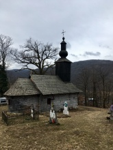 Heel oude traditionele kerk.