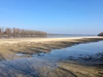 Donau in Ruse.