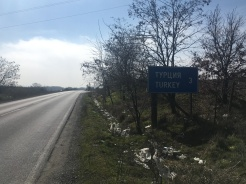 Bijna in Turkije.