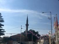 Typisch uitzicht in een Turks dorp.