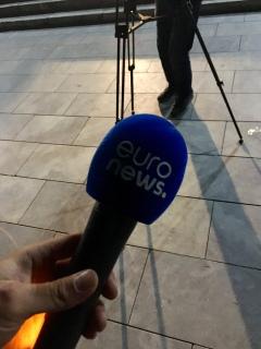 Interview met Burak.