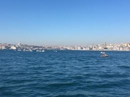 De Bosporus over.