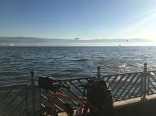 Een dagje langs de kust.