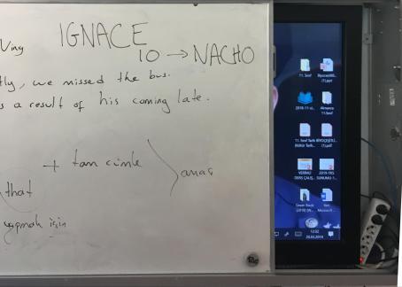 """""""Why Nacho?"""""""