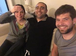 Meltem & Fatih in Eskisehir.