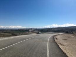 Op weg naar Ilhara valley.