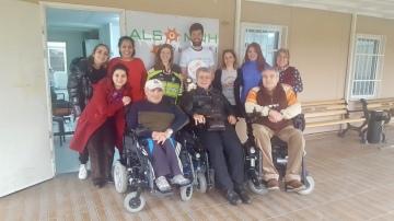 Bezoek aan ALS mnh Turkiye.