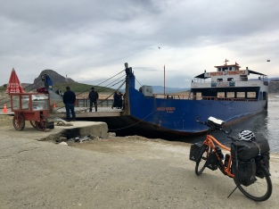 Veerboot Elazig - Pertek.