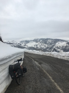 Op weg naar de top.