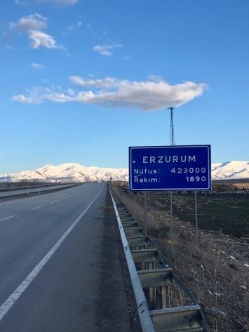 Erzurum.