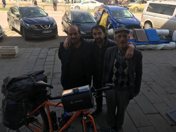 Geïnteresseerd in de fiets!
