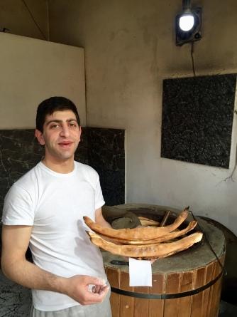 Georgisch brood.
