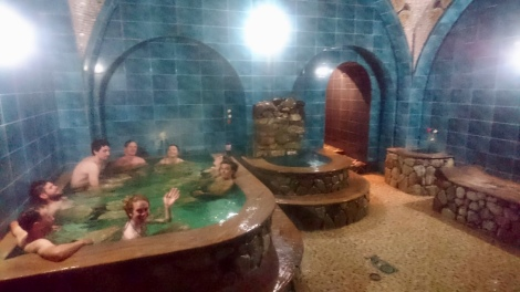 Thermal baths!