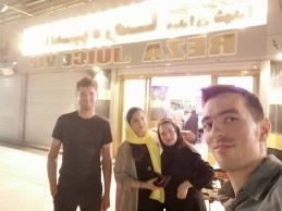 Mashhad met Amir.