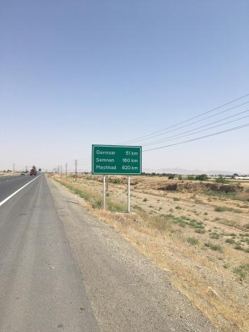 Op naar Mashhad!