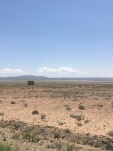 Woestijn.