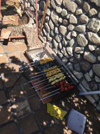 Iraanse BBQ.