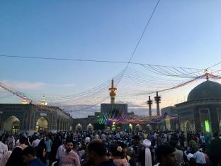 Holy Shrine Mashhad