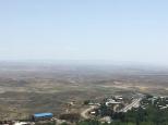 Laatste heuvel in Iran.