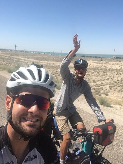 Op pad met David van Bukhara naar Samarkand.