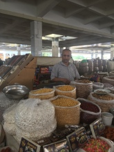 Bazaar Samarkand.