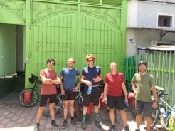 Pierre, Victor, Adam, Paxton & Ross.