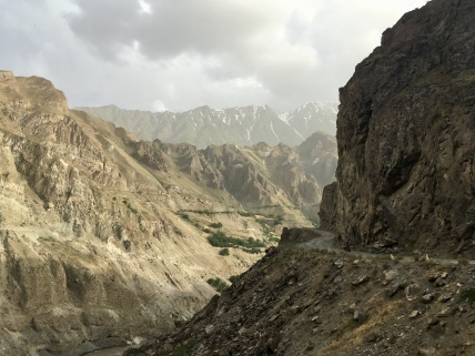 Qalai Khumb - Khorog.