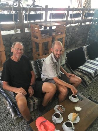 Karl & Tom.