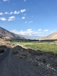 Wakhan: green is the color.