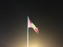 Kyrgyzië vlag.