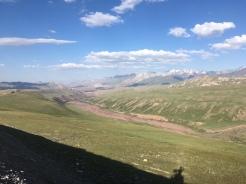 Laatste dag in Kyrgizië.
