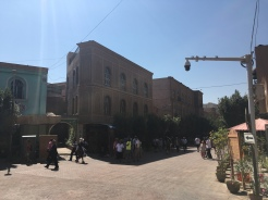 Kashgar old town, inclusief camera.