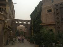 Kashgar old town.