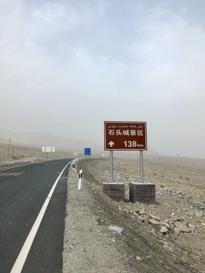 Op weg naar Tashkurgan.