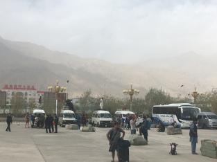 De bus op naar Pakistan!