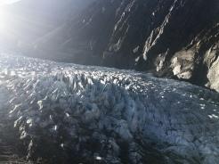Passu glacier.