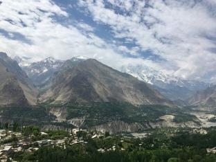 Hunza - Nagar vallei.