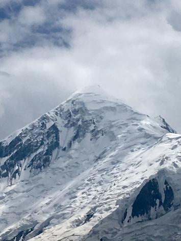 Diran peak.